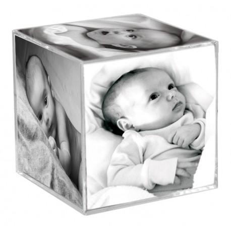 Cubo Acrilico